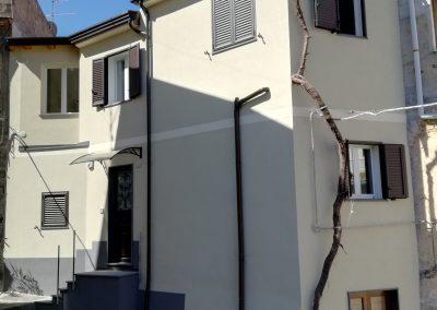 Ristrutturazione casa centro Storico – Provincia di Catania