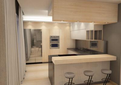 Progetto di Interior Design in 3D